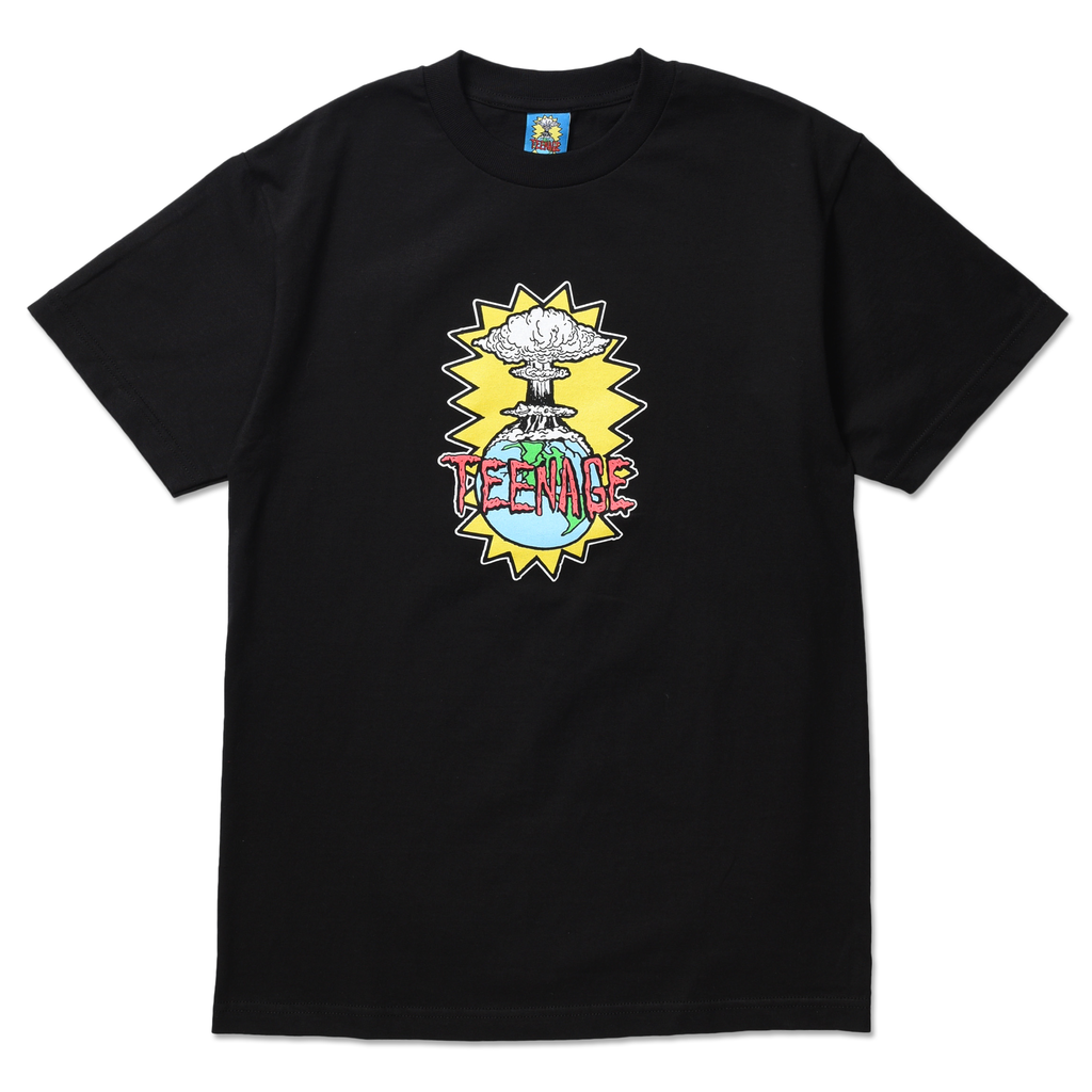 EXPLOSIVE TEE by Blake Anderson's clothing brand BORED TEENAGER
