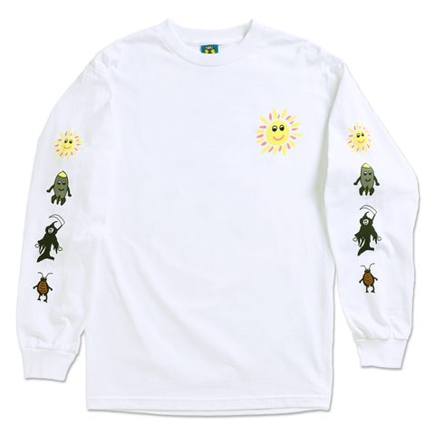 GIVE PEACE A CHANCE LONG SLEEVE TEE