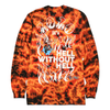 HELL WITHOUT HELL LONG SLEEVE TEE