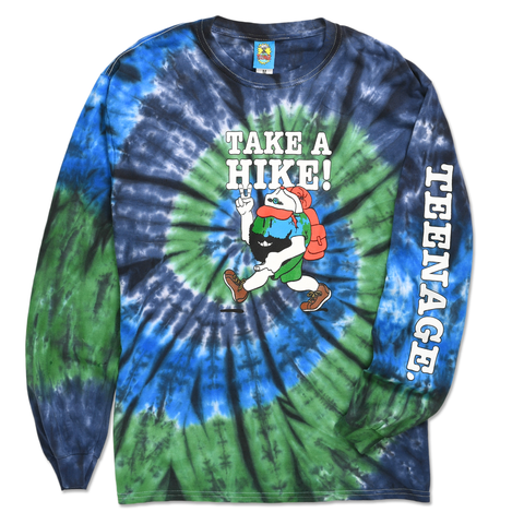 TAKE A HIKE LONG SLEEVE TEE