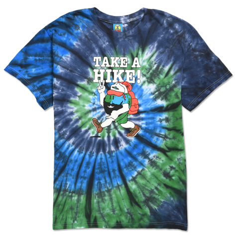 TAKE A HIKE TEE by Blake Anderson's clothing brand BORED TEENAGER