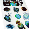 HOW WILL IT END STICKER SHEET