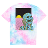 MELTDOWN TEE by Blake Anderson's clothing brand Bored Teenager better known as Teenage.