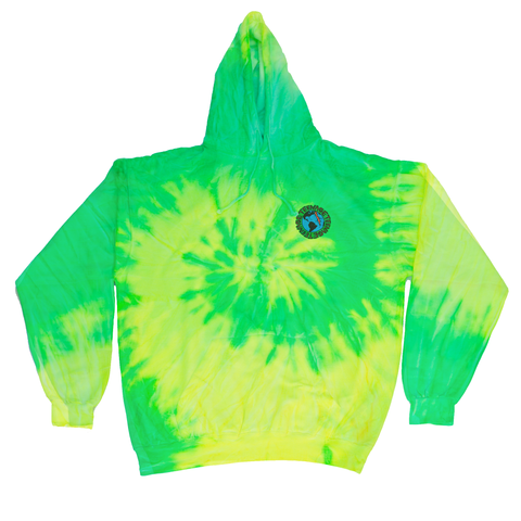MADNESS HOODIE - GREEN