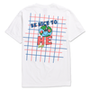 BE NICE TO ME TEE by Blake Anderson's clothing brand BORED TEENAGER