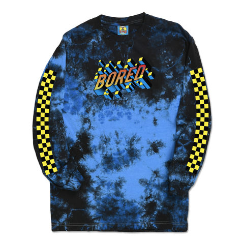 SPACED OUT LONG SLEEVE TEE