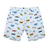 VINTAGE STICKERS SHORTS
