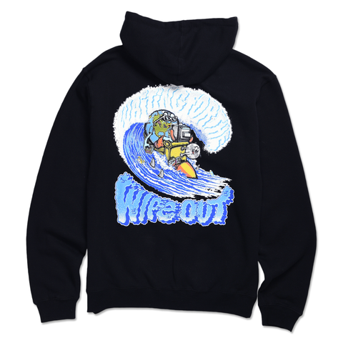 WAITING FOR THE WIPEOUT HOODIE