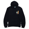 WAITING FOR THE WIPEOUT HOODIE by Blake Anderson's clothing brand BORED TEENAGER
