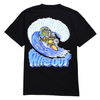 WAITING FOR THE WIPEOUT TEE