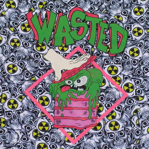 NUCLEAR WASTED