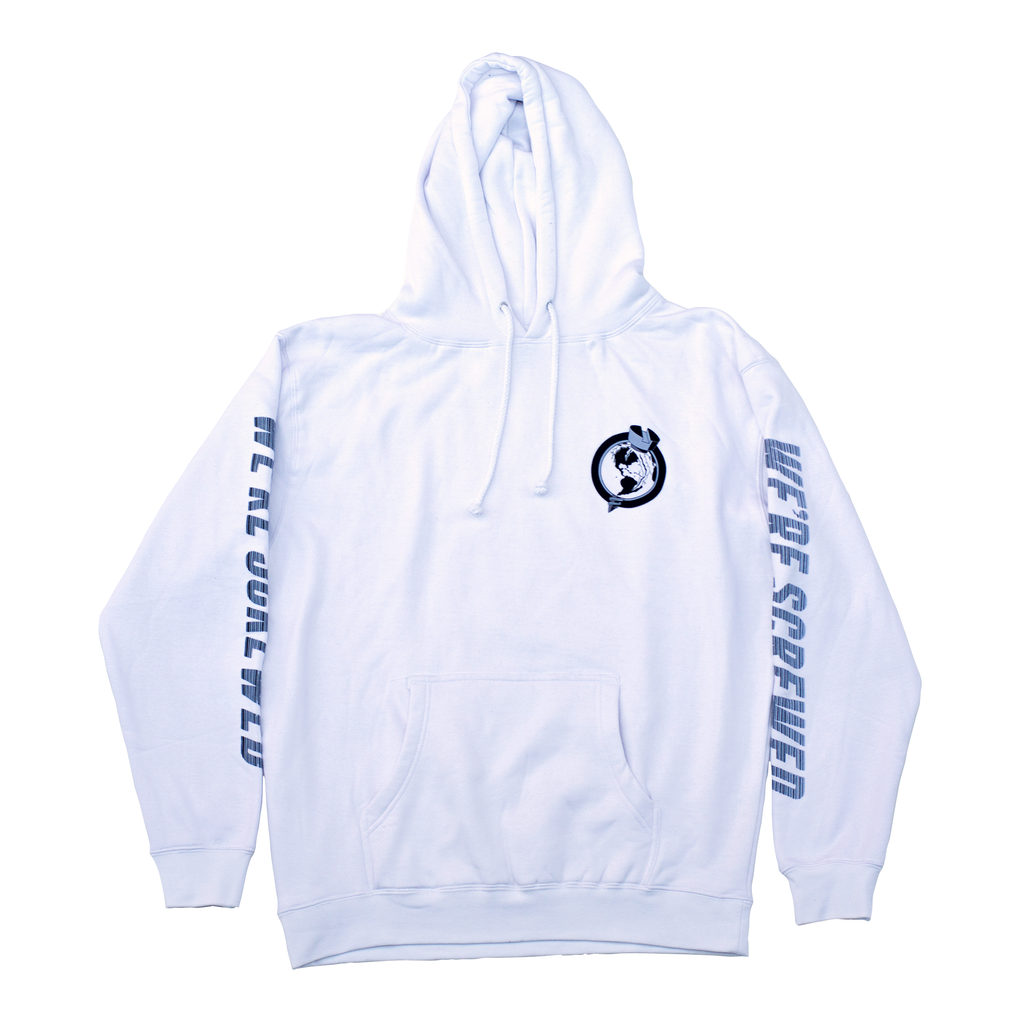 WE'RE SCREWED HOODIE