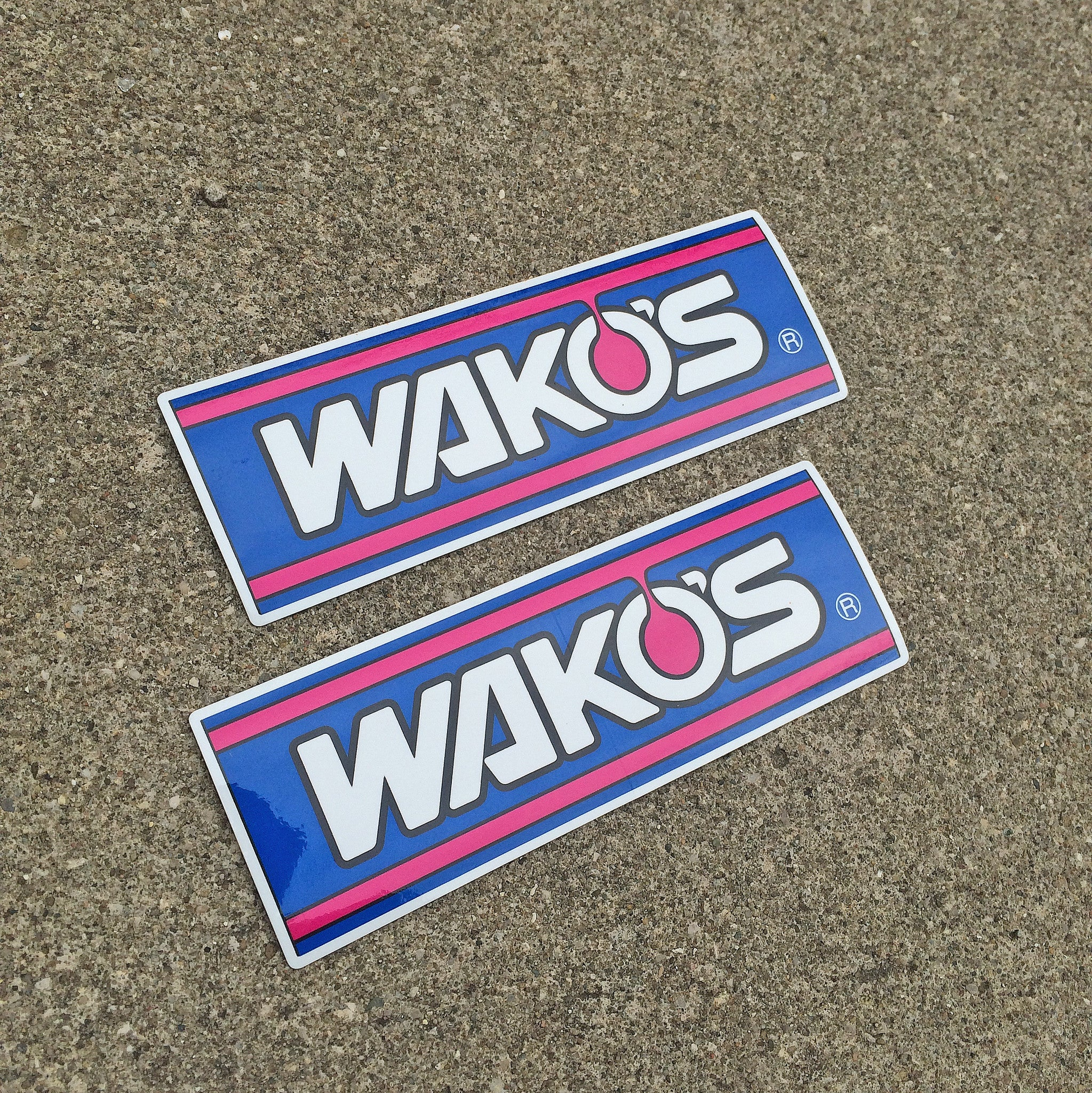 Wakos Sticker (Medium)