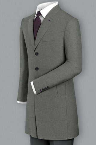 Light Grey Topcoat