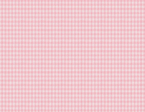 Pink Gingham Micro Check