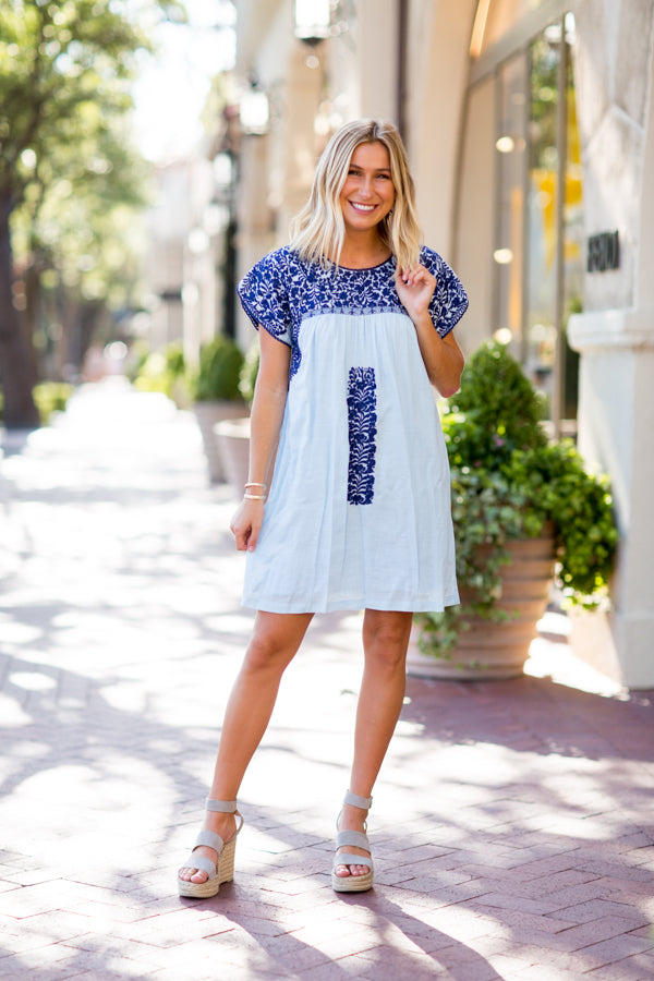 The Blakely Dress