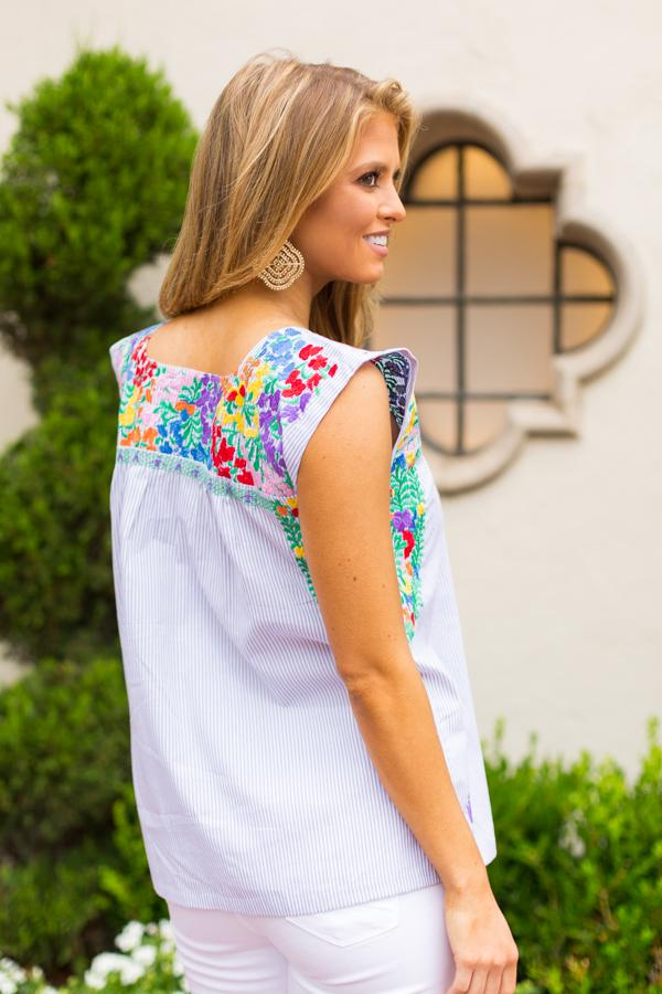 The Camilla Top