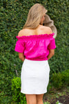 The Shelby Top - Pink