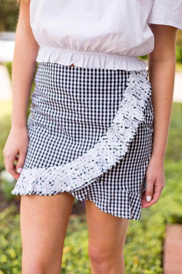 The Maggie Skirt