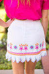 The Mila Skirt