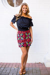 The Mckenna Skirt - Black