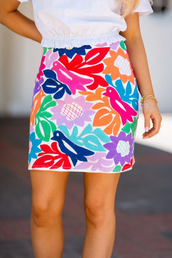 The Maya Skirt - Full