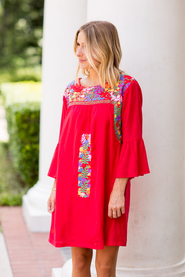 The Catherine Long Sleeve Dress