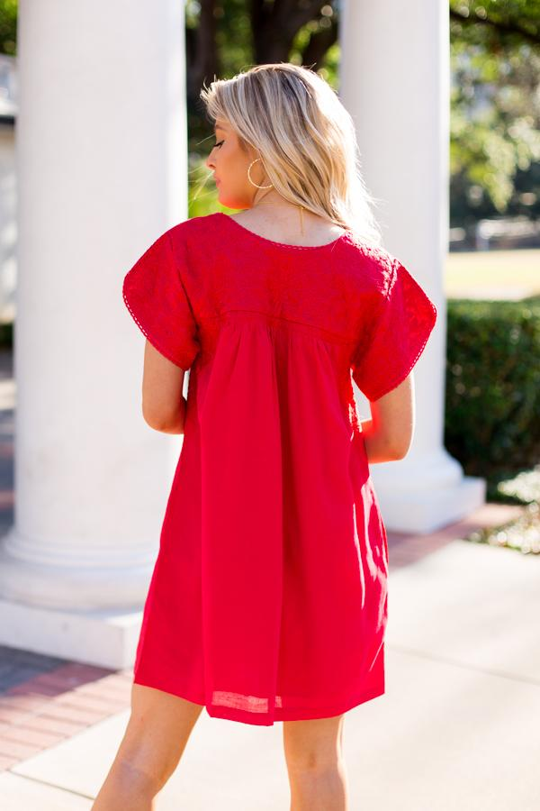 The Scarlett Dress