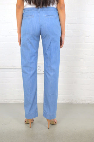 Frame Le Straight Trouser Reese