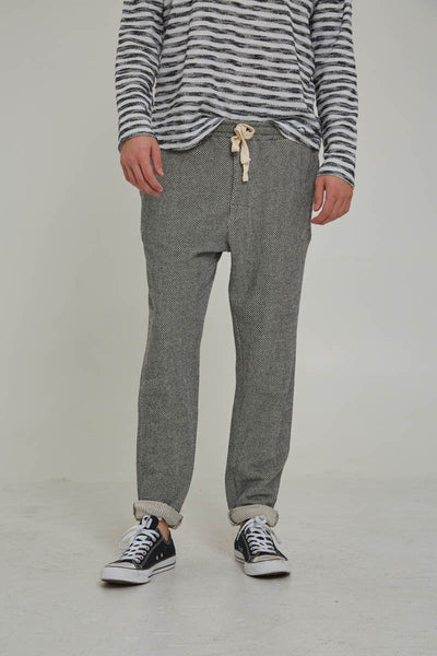Litoral Black Serapicos Sweatpants