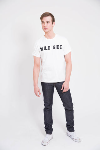 18 Waits 'Wild Side' Signature T-Shirt
