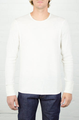 Rag and Bone Cream Giles Crew
