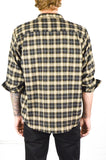 Assembly Plaid Poet Shirt