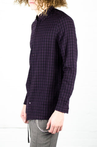 Chapter Balt Woven Over Dyed Plum