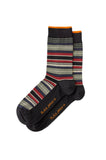 Nudie Olsson Mixed Stripe Socks