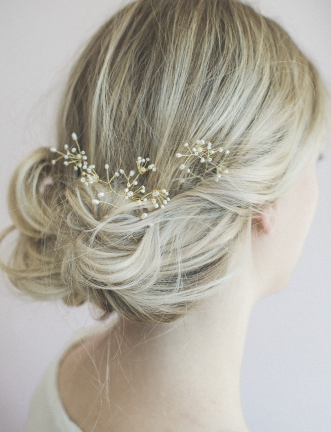 Breathless Hair Pins