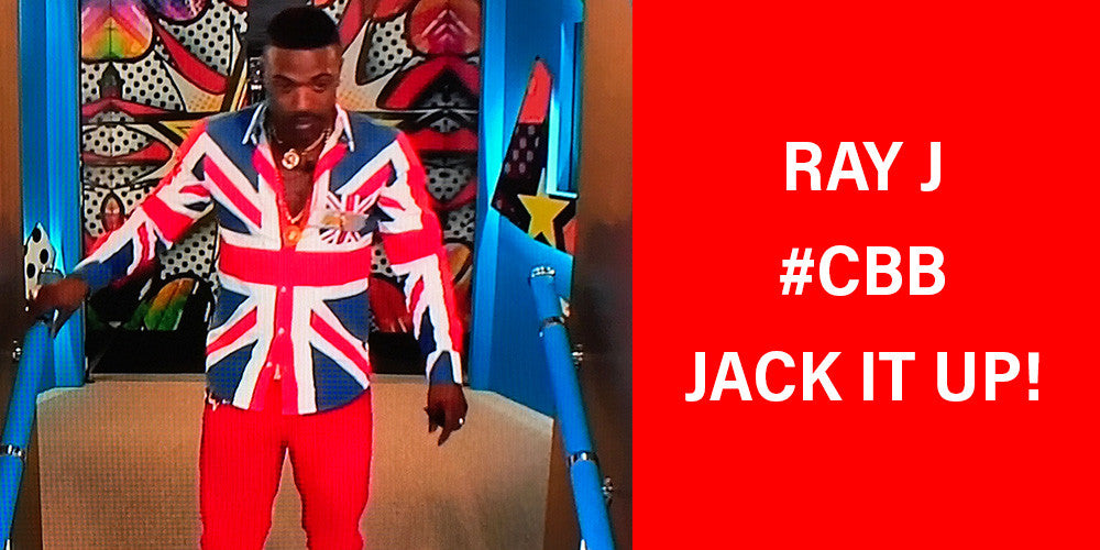 Jack It Up Shirt as seen on Ray J
