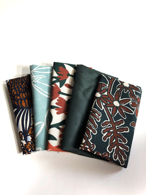 Mixed fabric bundle - Large pieces option 2