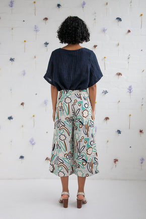 Culottes - Into the Wild, navy