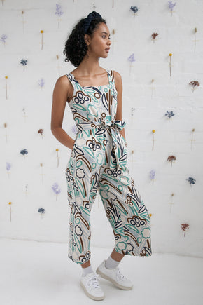 Into the Wild Jumpsuit