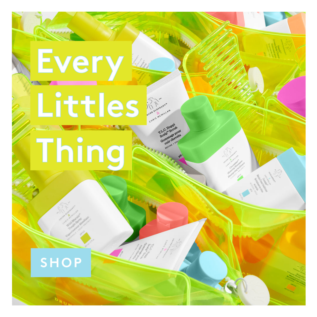 Every Littles Thing - The new Hair and Body Littles kit by Drunk elephant