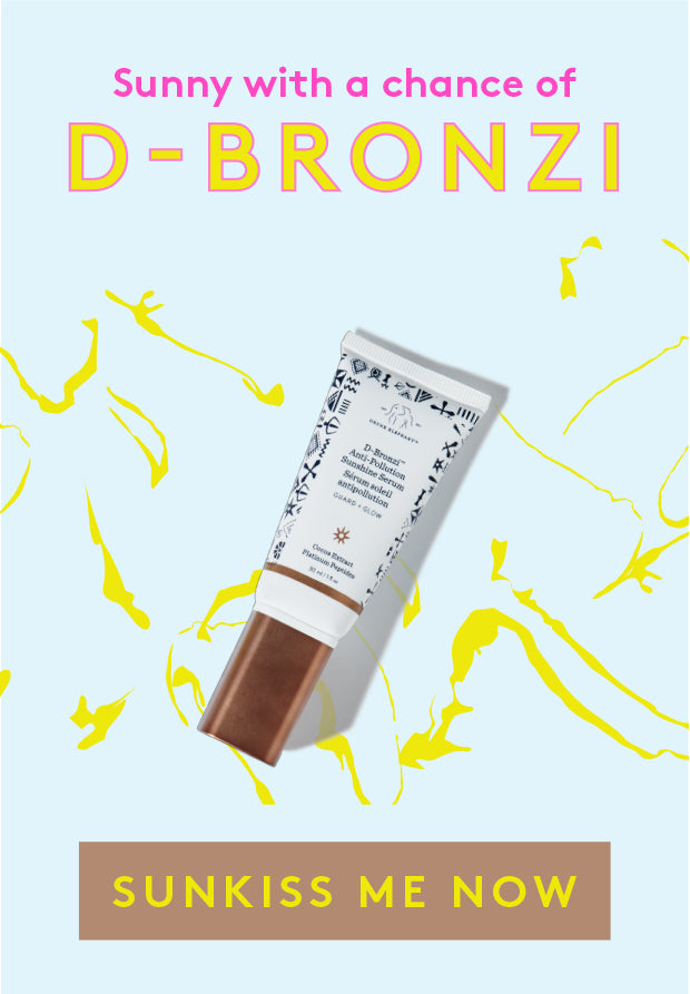 D-Bronzi Anti-Pollution Sunshine Serum