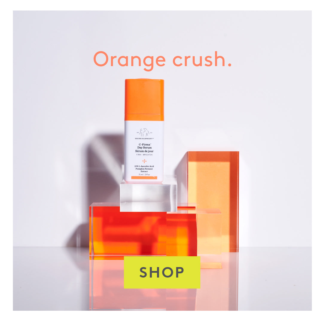 Midi-sized Vitamin C serum, C-Firma is perfect for trial or travel.