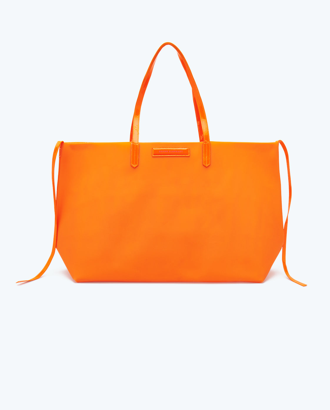 The Drunk Life Orange Totebag