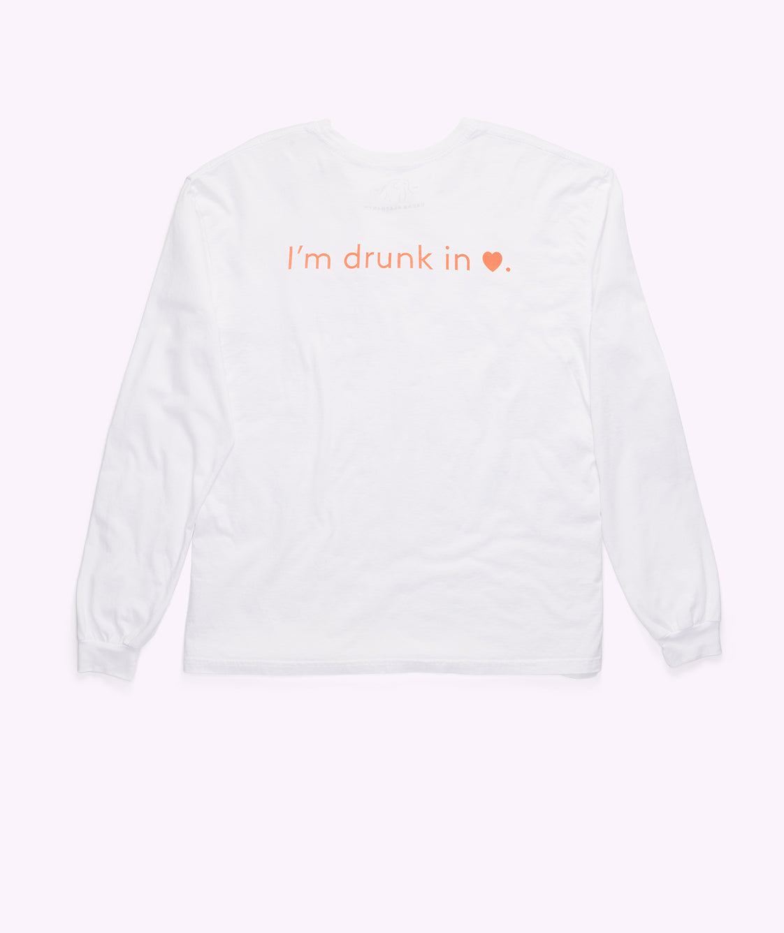The Drunk Life Classic T-Shirt - Long Sleeve Alternative View