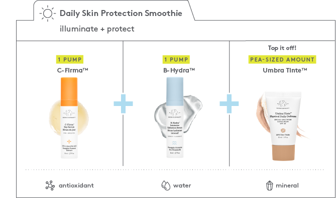 Daily Skin Protection Smoothie