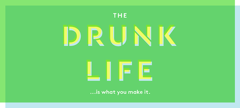 The Drunk Elephant Drunk Life Collection