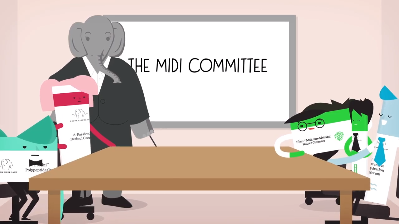 The Midi Committee™ Drunk Drawer ($77 Value) Video