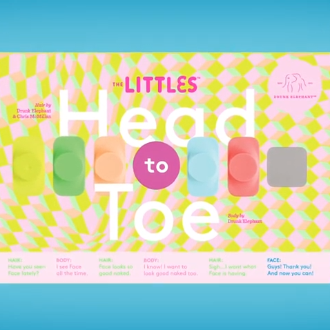 The Littles™ Hair + Body 2.0 Video