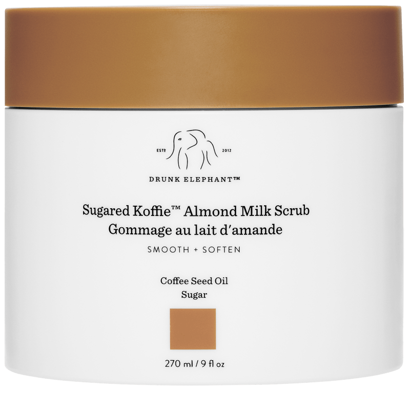 Sugared Koffie™ Almond Milk Body Scrub